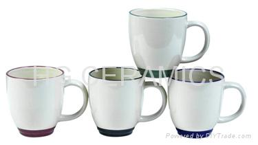 Halo Bistro mugs 2