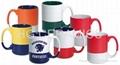 Ceramic mug,15oz   Two Tone Campus mug