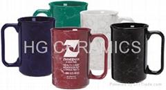 ceramic mug--12oz Coventry Mug
