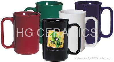 ceramic mug--12oz Coventry Mug  2