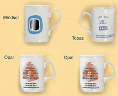 Fine bone china mug collection