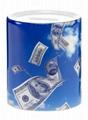 sublimation money box