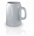Sublimation beer stein