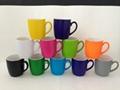 10oz Fluorescent  mug
