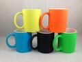 11oz Neon color mug