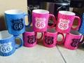11oz crack glaze mug
