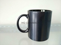 11oz Pearly finished mug ,  Red pearly finished mug , Green pearly finished mug