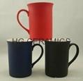 10oz color change bone china mug , Fine