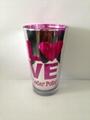 16oz glass mug  ,inside color  outside metallic color