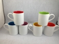 2016 New mug  11oz inner color mug