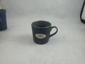 6oz coffee mug with sand blast logo  ,expresso  coffee mug