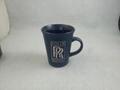 Flare mug with sand blast logo ,Europe