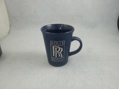 Flare mug with sand blast logo ,Europe maket mug