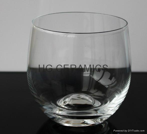 Whisky mug , glass mug  1