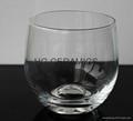 Whisky mug , glass mug
