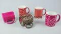 Crack glaze mug