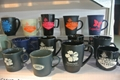 Sand blast  mug , Laser   engraving mug
