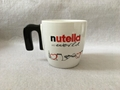 N handle mug ,ceramic mug  with N shape handle