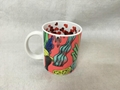 11oz Sublimation mug with inside decal printing