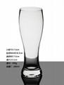 680ml  Glass mug