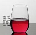330ml  Glass mug  , Red wine glass , goblet