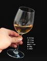 265ml  Glass mug  , Red wine glass , goblet