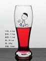 510ml  Glass mug