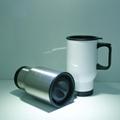 Stainless steel travel mug, sublimation