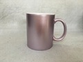 Sublimation Pink Pearly  finished mug