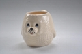 Little dog shape mug   ceramic mug