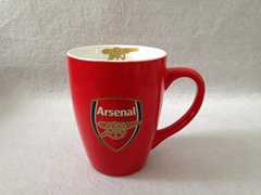 Arsenal Team Ceramic  Mug