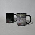 11oz Black   color change   mug