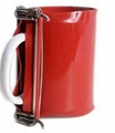 Mug Wraps with Over The Handle Clasps
