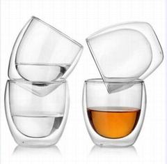 Espresso glass cup,250ml