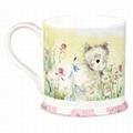 Fine bone china Tankard mug