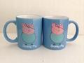 Daddy Pig Mug , Ceramic mug