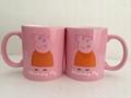 Mummy  Pig Mug , Ceramic mug