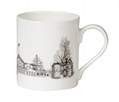 8oz Balmoral bone china mug