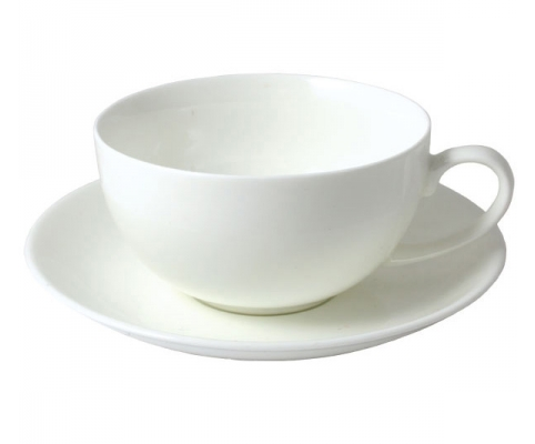 Cappucino Cup & Saucer,bone china 1