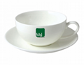 Cappucino Cup & Saucer,bone china 2