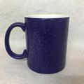 Starry Sky Blue color change mug