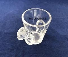 Monkey Shot glass