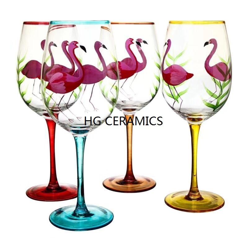 Red Wine Glass  1