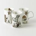 Opal bone china mug,10oz