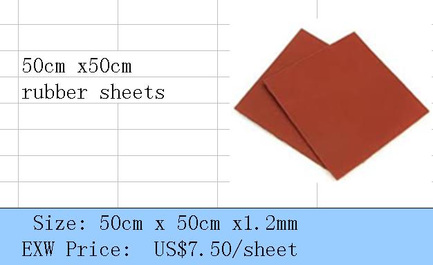 silicon wrap sheet