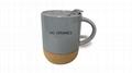 Ceramic Mug with Cork Bottom   2