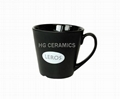 Latte Mug. Ceramic Coffee Mug