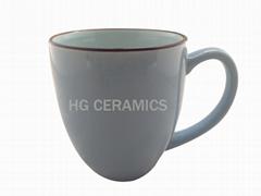 16oz Speckeld  Ceramic  Mug
