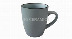Speckeld  Ceramic  Mug