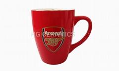 Arsenal Team Ceramic  Mug